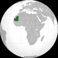 Situación de Mauritania