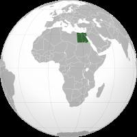 Situación de Egipto