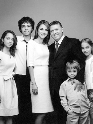 Rania de Jordania y el rey Abdalá podrían divorciarse