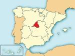 Localización de la Comunidad de Madrid.svg