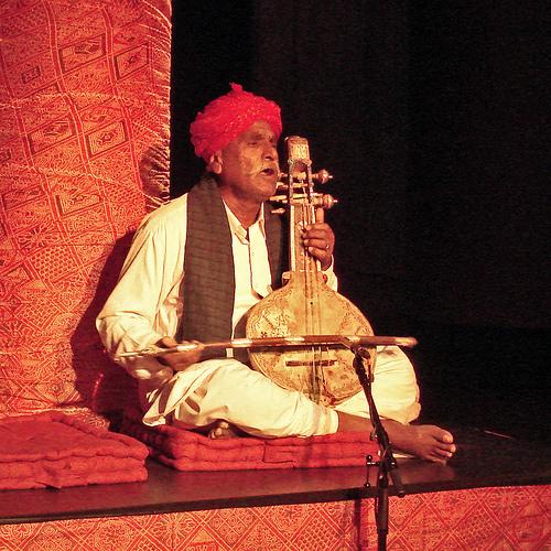 Música hindú