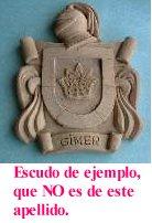 heraldica escudo en piedra