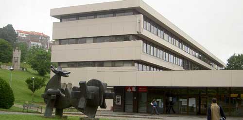 Facultade de Económicas e Empresariais
