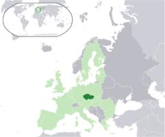 Situación de República Checa