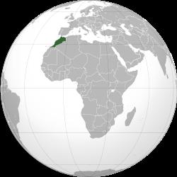 Situación de Marruecos