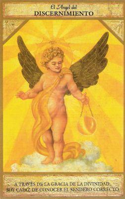 Ángel del discernimiento