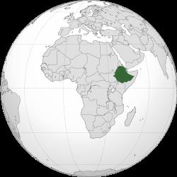 Situación de Etiopía