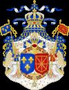 Escudo de Luis XIV de Francia