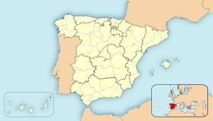 La Coruña en España