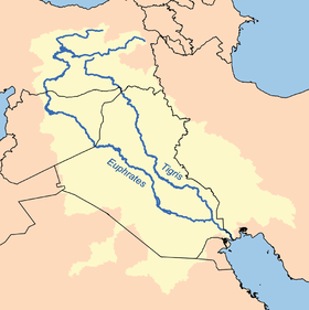 Cuenca del Shatt al-Arab