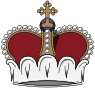 Crown of prince of the Holy Roman Empire.svg