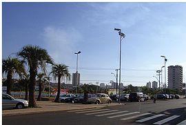 Vista (do shoping) de Jaú 150606 REFON.jpg