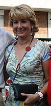 Esperanza Aguirre en Ripollet (octubre de 2007).jpg